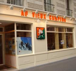 VC Paris quartier latin