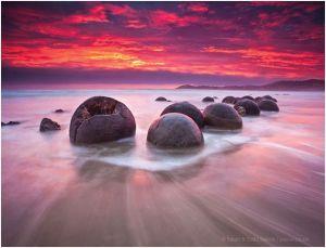 rocher nouvelle zelande