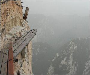 sentier dangereux chunie